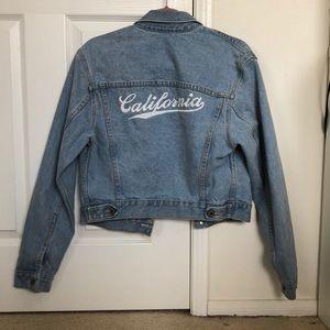 Brandy Melville California denim jacket